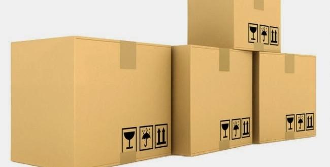 Hình 1 : Công ty in thùng carton 3 lớp